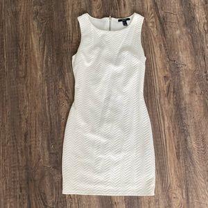 Forever21 Little White Mini Dress